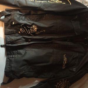 Vintage Ed Hardy Jacket